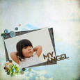 MY ANGEL(Pencil Lines#145)