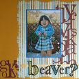 beaver?