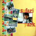 safari park(Pencil Lines#134)
