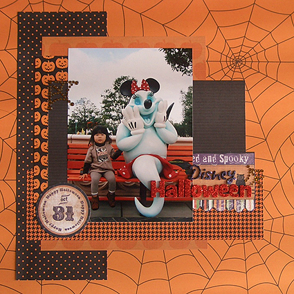 Disney halloween(Pencil Lines#146)