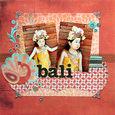 bali(Pencil Lines#194)