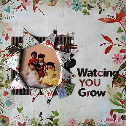 Watching YOU Grow(scrap×scrap#21)