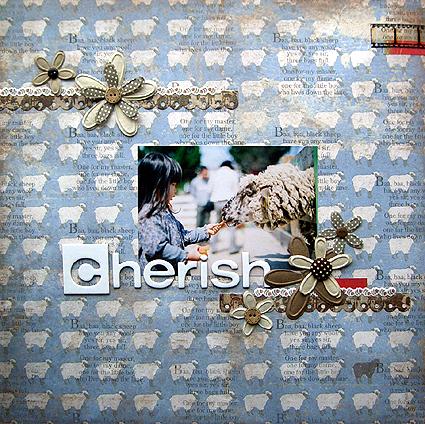 cherish(Scrap in Japan#18)
