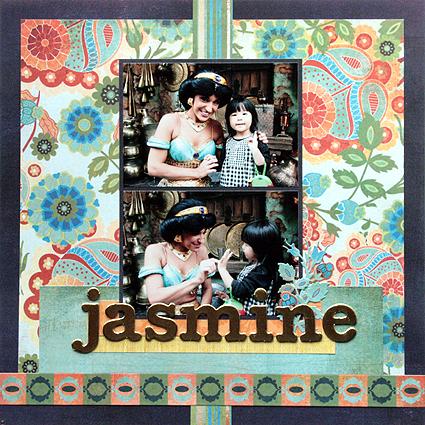 jasmine(Sketchy Thursdays/7.8 sketch)