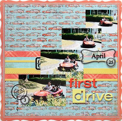 first drive(Sketchy Thursdays/6.24 sketch)