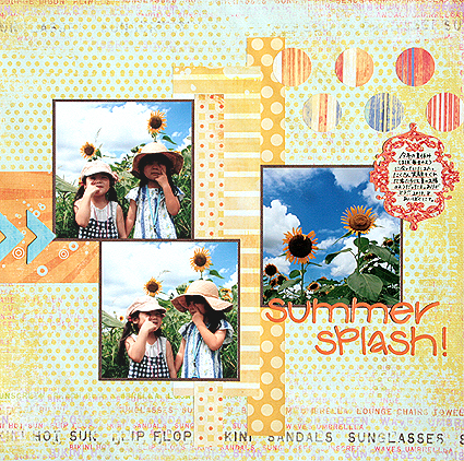 summer splashi(scrap×scrap#28)