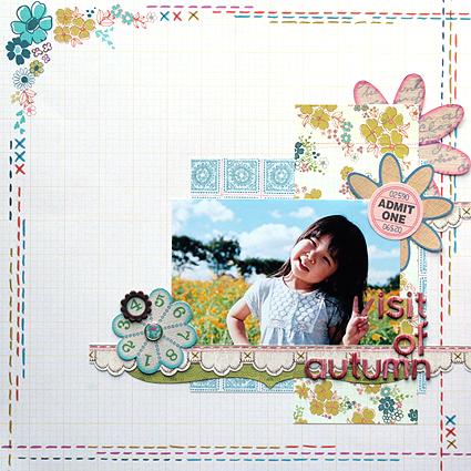 visit of autumn