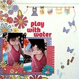 play with water