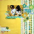 Cherish(Creative Scrappers #157)