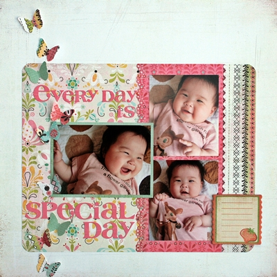 evrey day is SPECIAL DAY(just the basics/2010-11)